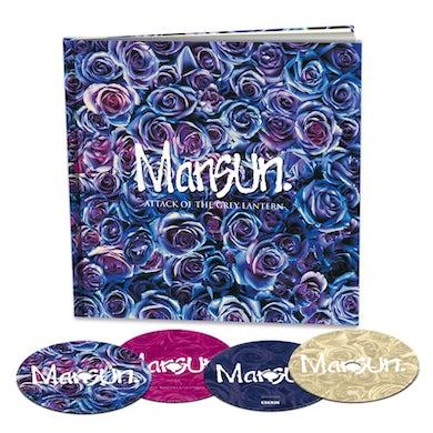 Mansun ATTACK OF THE GREY LANTERN (21ST ANNIVERSARY) CD