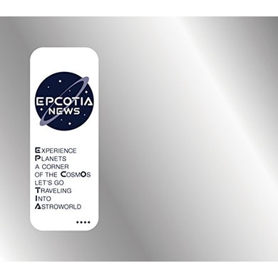 NEWS EPCOTIA CD