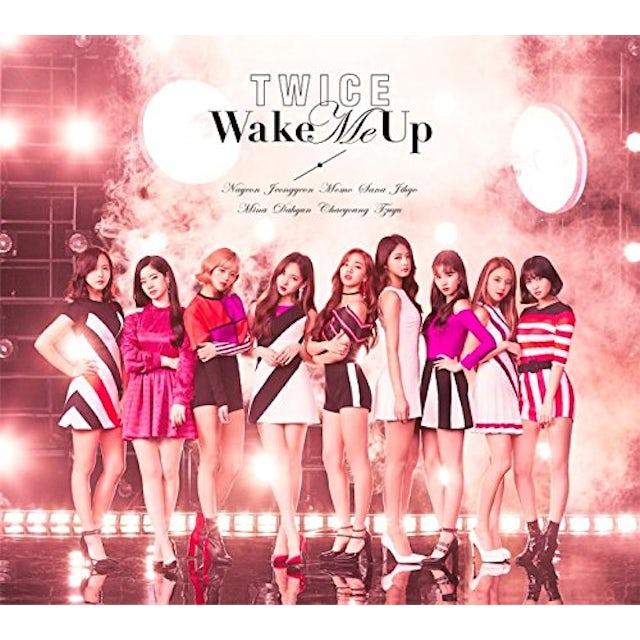 Twice WAKE ME UP: VERSION A CD