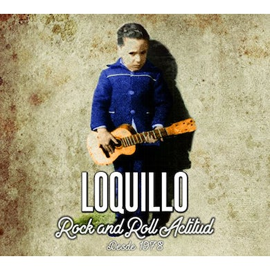 Loquillo ROCK & ROLL ACTITUD (1978-2018) CD