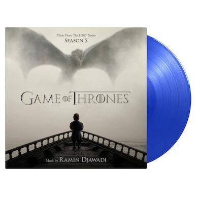 RAMIN DJAWADI GAME OF THRONES: SEASON 5 / Original Soundtrack Vinyl Record