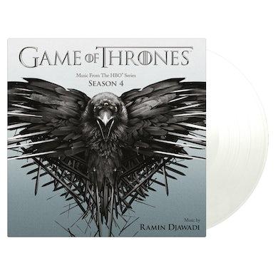 RAMIN DJAWADI GAME OF THRONES: SEASON 4 / Original Soundtrack Vinyl Record