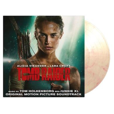 Tom Holkenborg TOMB RAIDER / Original Soundtrack Vinyl Record