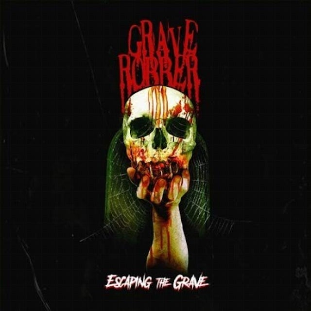 Grave Robber ESCAPING THE GRAVE CD