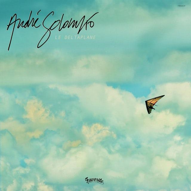 Andre Solomko DELTAPLANE CD