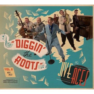 Jive Aces DIGGIN THE ROOTS VOL 2: HOT JAZZ CD