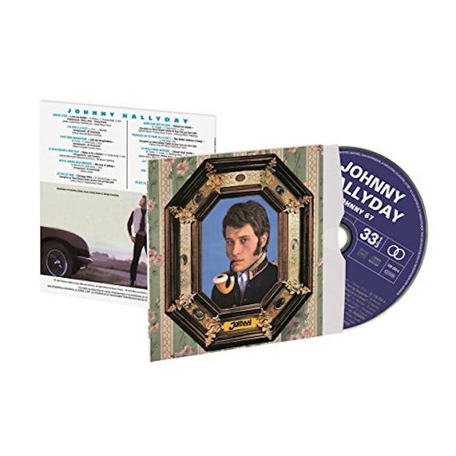 Johnny Hallyday JOHNNY 67 CD