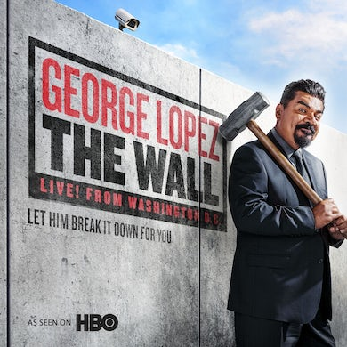 George Lopez WALL CD