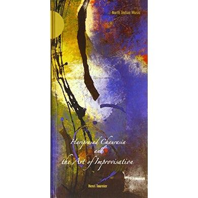 Hariprasad Chaurasia L'ART DE L'IMPROVISATION ENGLISH VERSION CD