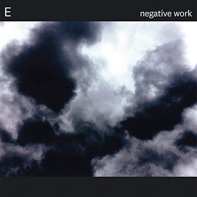 NEGATIVE WORK CD