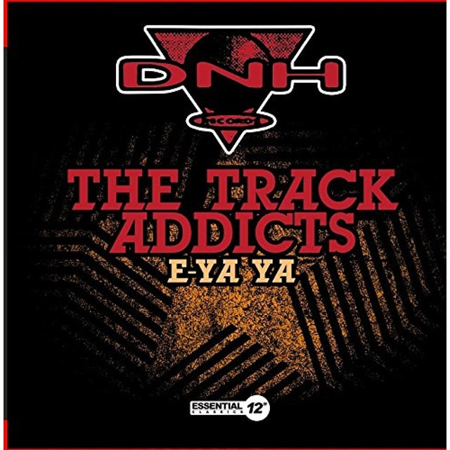 Track Addicts E-YA YA CD