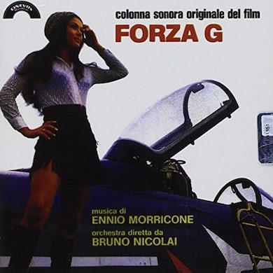Ennio Morricone FORZA G / Original Soundtrack CD