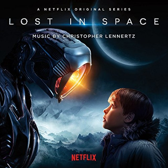 Christopher Lennertz LOST IN SPACE (ORIGINAL SERIES SOUNDTRACK) CD