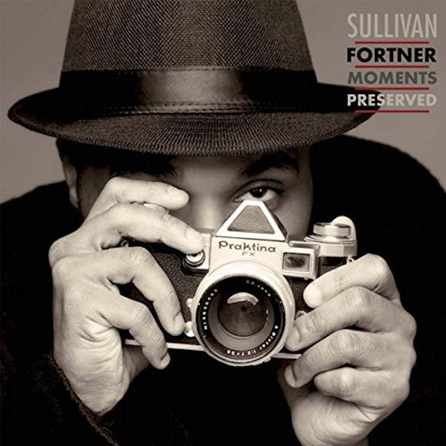 Sullivan Fortner MOMENTS PRESERVED CD