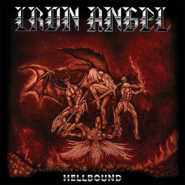 Iron Angel HELLBOUND CD