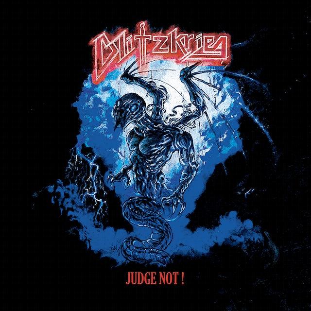 Blitzkrieg JUDGE NOT CD