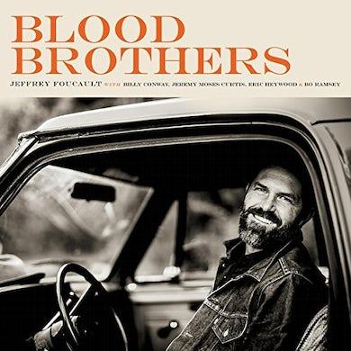 Jeffrey Foucault BLOOD BROTHERS CD