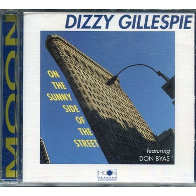 Dizzy Gillespie ON THE SUNNY SIDE OF THE STREET CD
