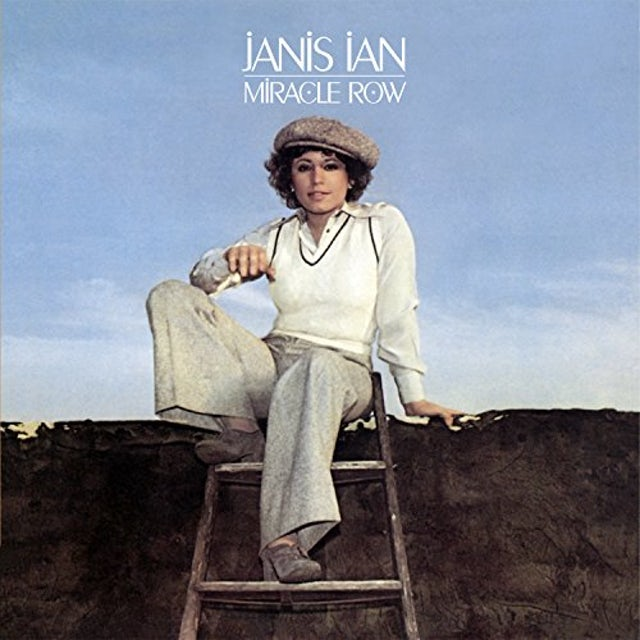 Janis Ian MIRACLE ROW CD
