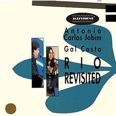 Antonio Carlos Jobim RIO REVISITED CD