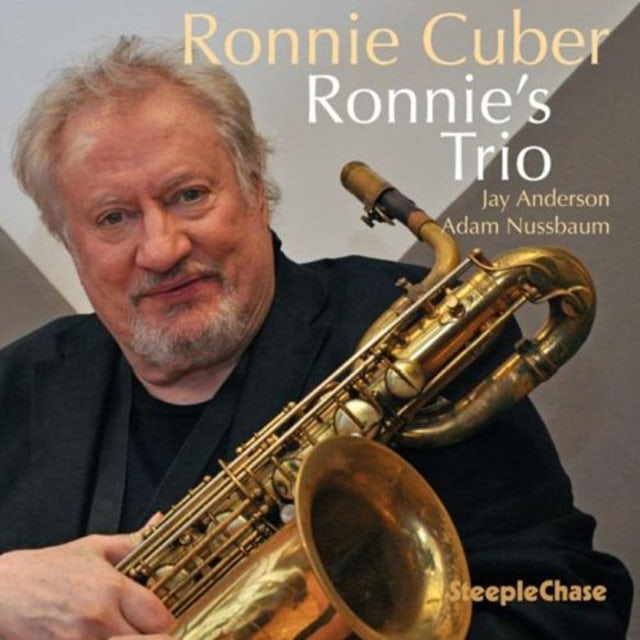 Ronnie Cuber RONNIE'S TRIO CD