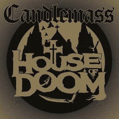 Candlemass HOUSE OF DOOM CD