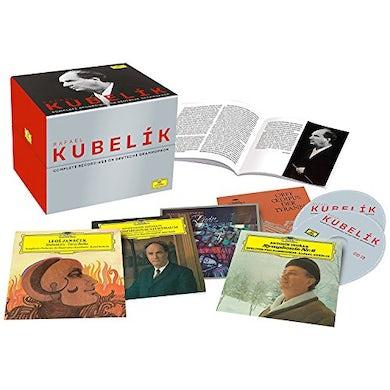 Rafael Kubelik COMPLETE RECORDINGS ON DEUTSCHE GRAMMOPHON CD