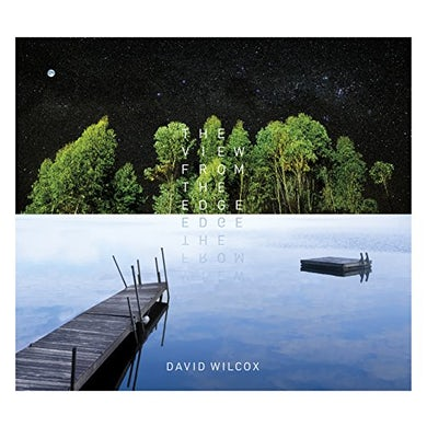 David Wilcox VIEW FROM THE EDGE CD