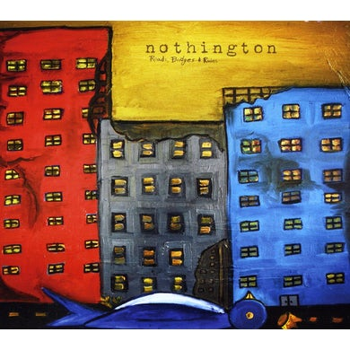 Nothington ROADS BRIDGES & RUINS CD