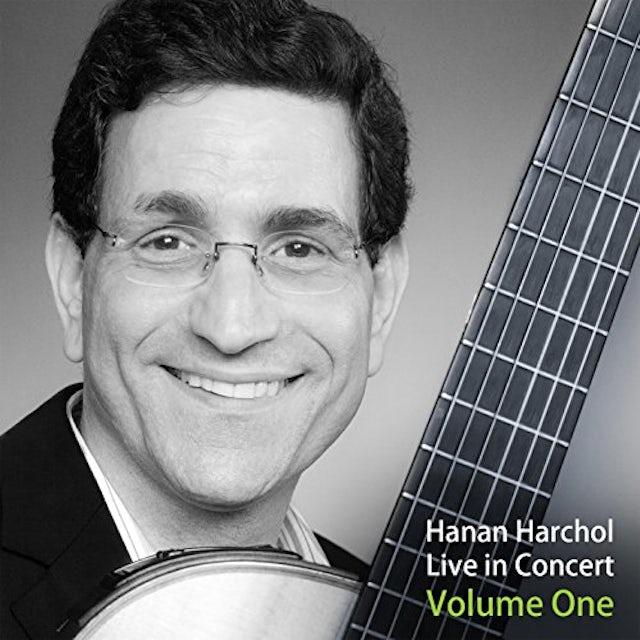 Hanan Harchol LIVE IN CONCERT 1 CD