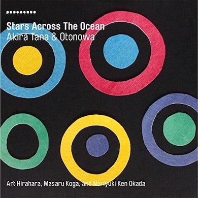Akira Tana STARS ACROSS THE OCEAN CD