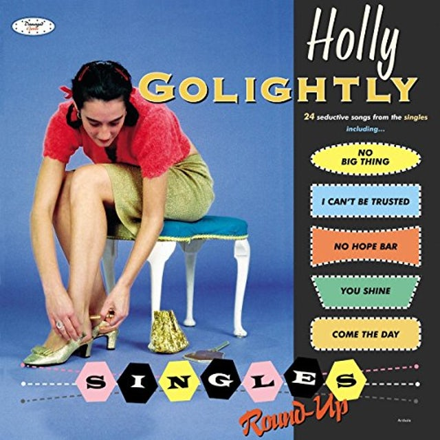 Holly Golightly SINGLES ROUND-UP CD