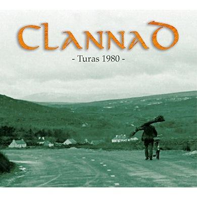 Clannad TURAS 1980 CD