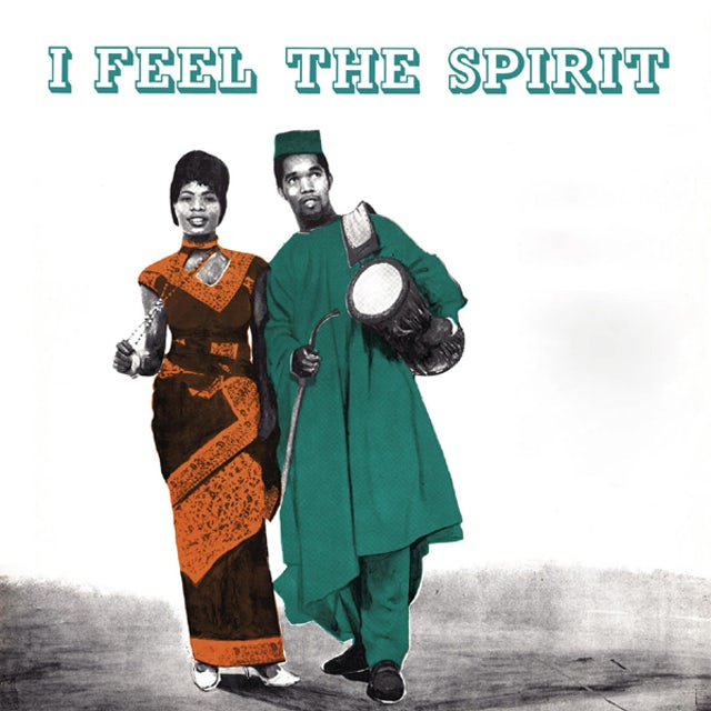 Prince Buster I FEEL THE SPIRIT CD