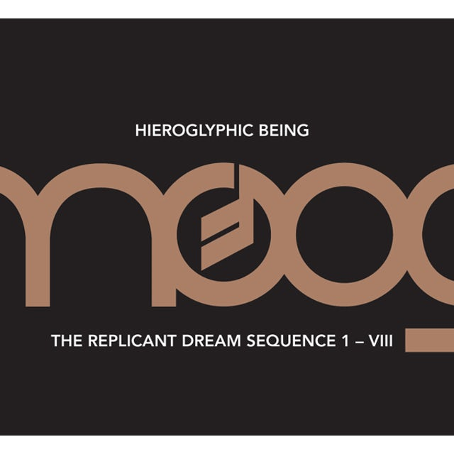Hieroglyphic Being REPLICANT DREAM SEQUENCE CD