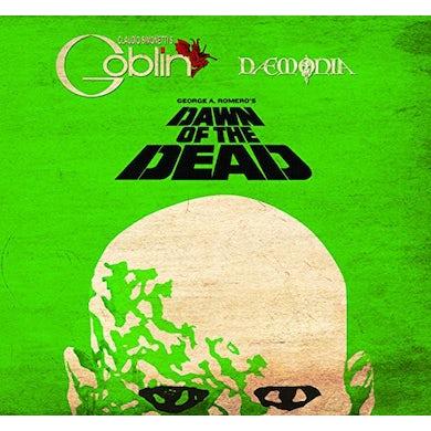 Claudio Simonetti DAWN OF THE DEAD - O.S.T. Vinyl Record