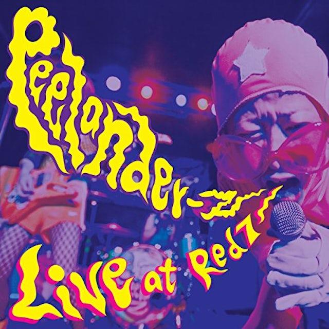 Peelander-Z LIVE AT RED 7 CD