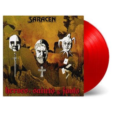 Saracen HEROES SAINTS & FOOLS Vinyl Record