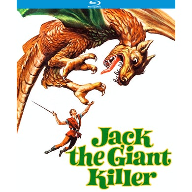 JACK THE GIANT KILLER (1962) Blu-ray