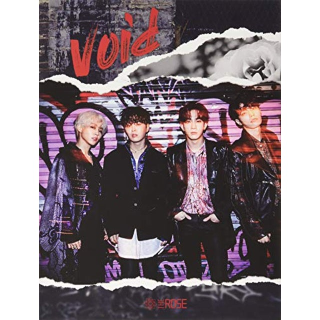 Rose VOID CD