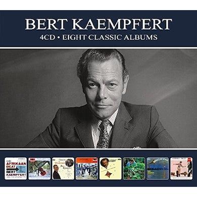 Bert Kaempfert 8 CLASSIC ALBUMS CD