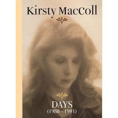 Kirsty MacColl DAYS CD
