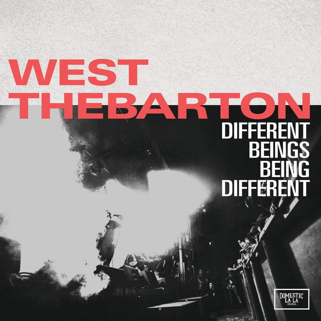 West Thebarton DIFFERENT BEINGS BEING DIFFERENT Vinyl Record