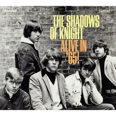 The Shadows Of Knight ALIVE IN '65 Vinyl Record