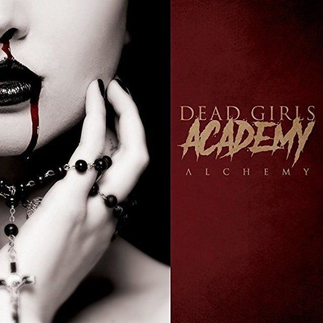 Dead Girls Academy ALCHEMY Vinyl Record