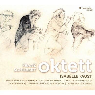 Isabelle Faust SCHUBERT: OKTETT D803 CD