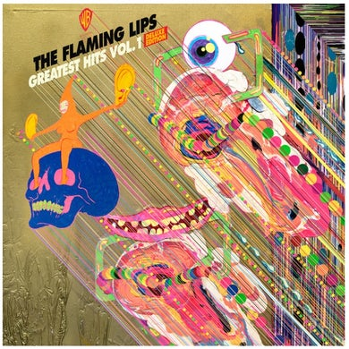 The Flaming Lips GREATEST HITS 1 CD