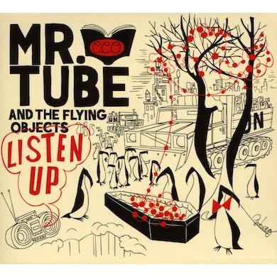 Mr Tube / Flying Objects LISTEN UP CD