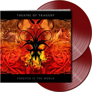 Theatre Of Tragedy FOREVER IS THE WORLD Vinyl Record