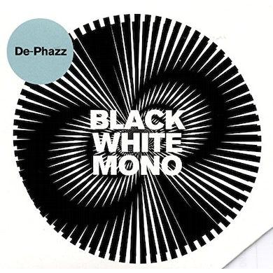 BLACK WHITE MONO CD
